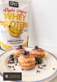 QNT Whey Light Digest Protein cakes