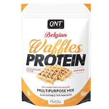 Belgian Waffles Protein witte chocolade
