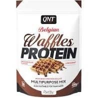 Belgian Waffles Protein melkchocolade