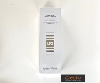 Orange peel smoothing complex, anti- cellulite crème