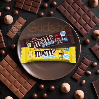 M&M's Hi Protein repen