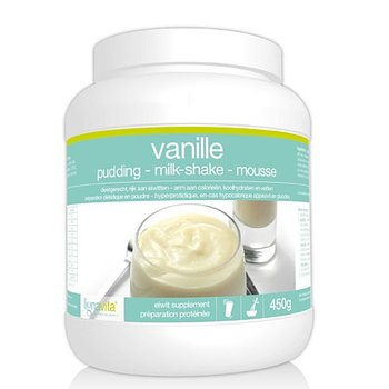 Pudding vanille (pot)