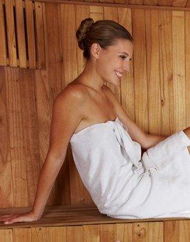 Rustig arrangement met sauna (1 persoon)