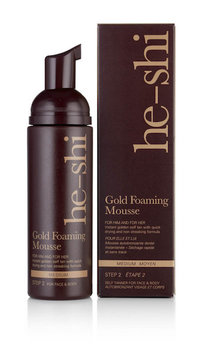 Gold Foaming Mousse