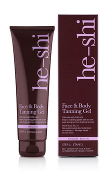 Face & Body Tanning Gel