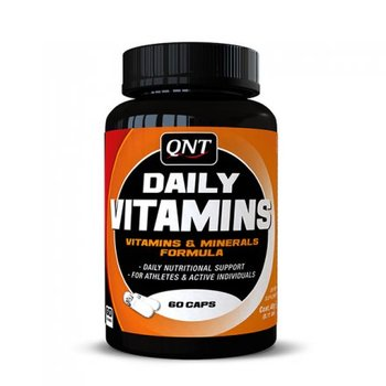 Daily vitamins - 60 caps