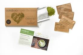 Oolaboo Matcha thee DISCOVERY KIT