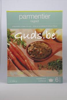 Parmentier aardappelstoofpotje