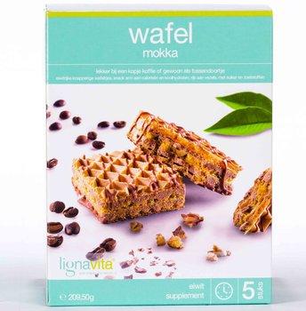 Wafel Mokka