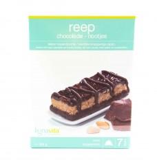 Reep chocolade nootjes