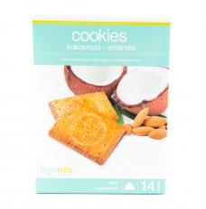 Cookies - kokos & amandel