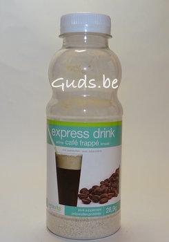 Express drink café frappé