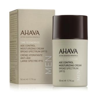Anti-aging crème - Men Facial product - Age Control Moisturizing Cream SPF15