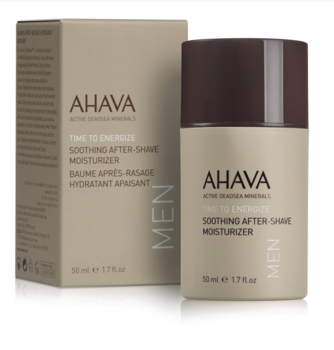 Men Soothing After-Shave Moisturizer