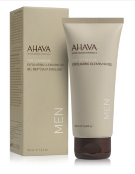 Gelaatsreiniger - Men Facial product - Exfoliating Cleansing Gel