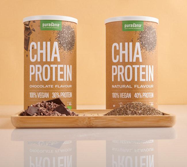 Chia Protein
