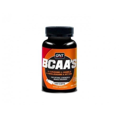 BCAA's   vit. B6 - 100 caps