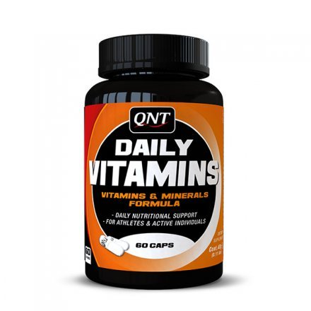 Daily vitamins - 60 caps