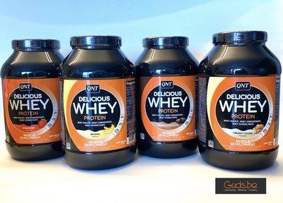 QNT Delicious Whey Protein Powder