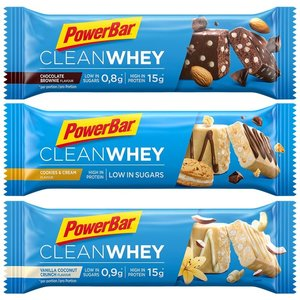 Powerbar Clean Whey Protein reep