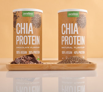 Purasana Chia Protein
