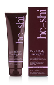 He Shi Face & Body Tanning Gel