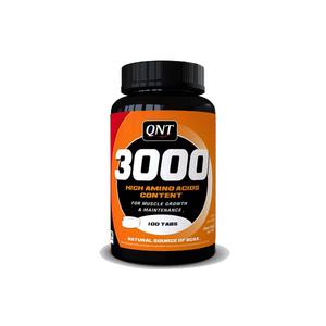 QNT Amino Acid 3000 - 100 tabs
