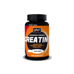QNT Creatine Monohydrate - 200 tabs