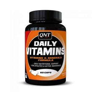QNT Daily vitamins - 60 caps