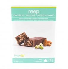 Lignavita reep chocolade amandel pistache