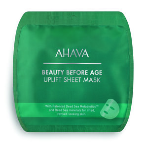 Ahava Beauty Befor Age Uplift Sheet Mask
